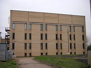 NEVOD - NEVOD building