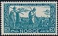 NK299 Snorre norwegian stamp.jpg