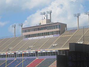 Northwestern State Demons and Lady Demons - Harry Turpin Stadium at NSU in Natchitoches, Louisiana