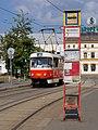 Na Knížecí, Tatra T3.SUCS.jpg