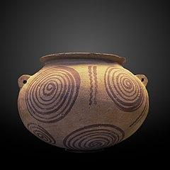 Nagada vase-MAHG D 1176