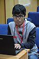 Nahid Sultan - Photo-evaluation - Bengali Wikipedia 10th Anniversary Celebration - Jadavpur University - Kolkata 2015-01-10 3198.JPG