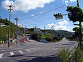 Nakagusuku-Koen-Iriguchi Intersection.jpg