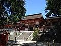 Nakamon Gate of Kashii Shrine 20150426.jpg
