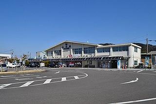 Nakamura Station Railway station in Shimanto, Kōchi Prefecture, Japan