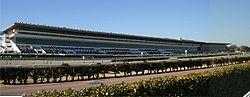 Nakayama Racecourse in Funabashi, Japan