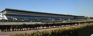 Nakayama Racecourse - Image: Nakayama Racecourse 01
