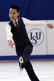 Nam Nguyen Canadian figure skater