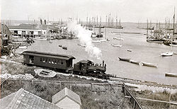 Nantucket Railroad, c. 1900s.jpg