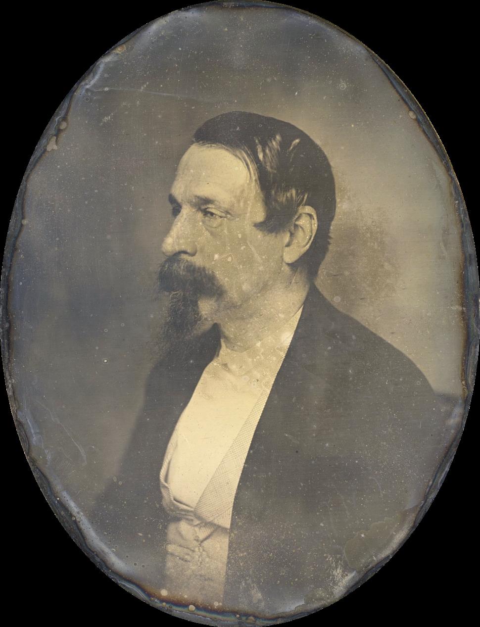 Napoleon III daguerreotype-crop
