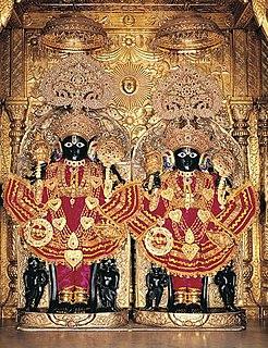 Nara-Narayana Hindu twin brother deity pair