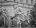 Narcyz Witczak-Witaczyński - Uroczystość jubileuszu 15-lecia wyruszenia ułańskiej siódemki Beliny-Prażmowskiego na placu marsz. J. Piłsudskiego w Warszawie (107-1087-3).jpg