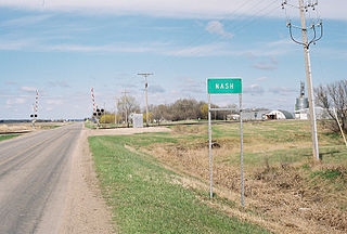 Nash, North Dakota Census-designated place & Unincorporated community in North Dakota, United States