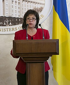 Natalie Jaresko in Kiev, 28 January 2015 (cropped).jpg