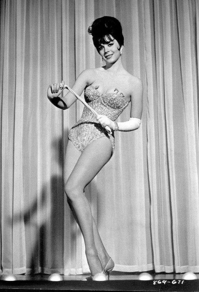 Natalie Wood Gypsy 1962