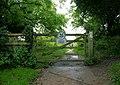 National Trust Entrance, Penmaen Burrows - geograph.org.uk - 1492044.jpg
