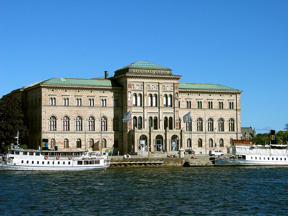 Liste der museen in stockholm wikipedia for Architecture poste a poste