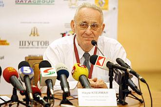 Naum Kleiman - Naum Kleiman (2010)