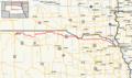 Nebraska Highway 12 map.png
