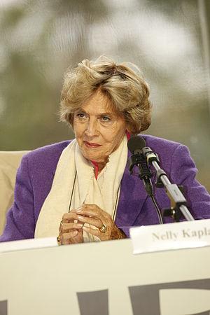 Nelly Kaplan - Nelly Kaplan (2009)