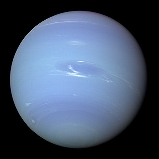 Neptune Eighth and outermost planet from the Sun