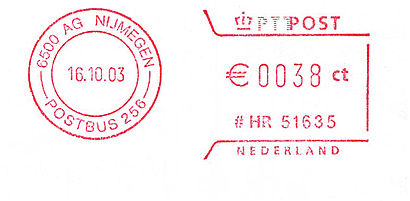 Netherlands stamp type QB2.jpg