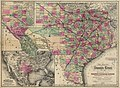 Neue Karte de Staates Texas für 1881. LOC 2003627050.jpg