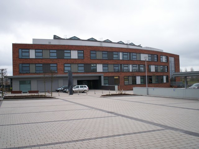 New Health and Care Centre, Portadown 5 - geograph.org.uk - 1770276