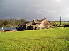New House, Bracewell, near Barnoldswick - geograph.org.uk - 871566.jpg