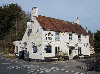Shalfleet - The New Inn, Shalfleet