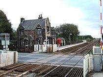 New Lane railway station.JPG