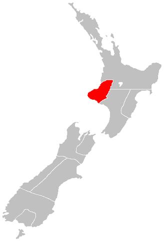 Taranaki Province - Image: New Zealand provinces Taranaki