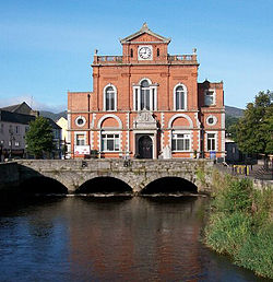 Newry Town Hall - geograph - 1476695.jpg