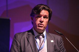 Nick Ashton-Hart - Nick Ashton-Hart speaking at WSIS + 10, 2014