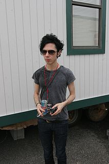 Nick Zinner American musician and photographer