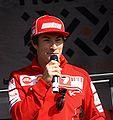 Nicky Hayden 2009 Donington.jpg