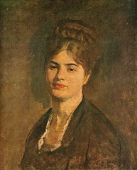 Portrait of Zettine Urechia