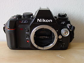 Image illustrative de l'article Nikon F501