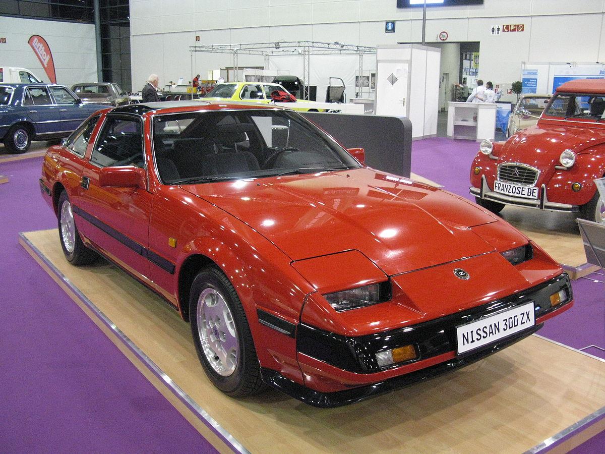Schemi Elettrici Nissan : Nissan zx wikipedia