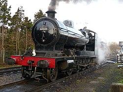 No.63601 LNER 2-8-0 Class O4 (previously GCR Class 8K) (6778935485).jpg