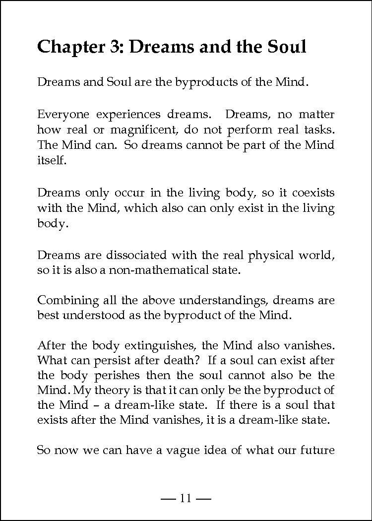 Page Non Mathematism The Origin Of The Mind And Concept Of God Pdf