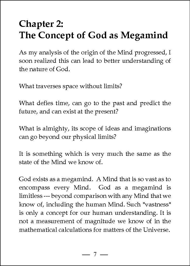 Page Non Mathematism The Origin Of The Mind And Concept Of God Pdf 9
