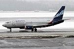 Nordavia, VP-BRK, Boeing 737-5Y0 (39354294860).jpg