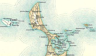 Tunø - Image: Nordsamsoe