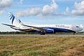 Nordstar Airlines, VQ-BPM, Boeing 737-8AS (16268495778).jpg