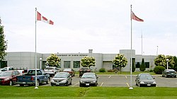 North Dundas township office in Winchester