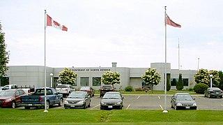 North Dundas, Ontario Township in Ontario, Canada