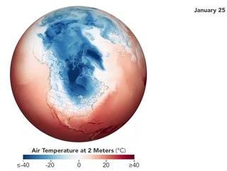 2018–19 North American winter