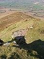 North ridge of Mynydd Troed - geograph.org.uk - 388459.jpg