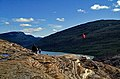 Norwegen 1998 (586) Weg zum Svartisen (49907228818).jpg